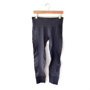 Lululemon | Charcoal Gray Ebb To Street Pants 8